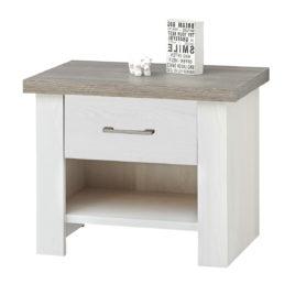 Noční stolek PARVATI