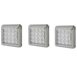 LED osvětlení pro obývací stěnu TORINO