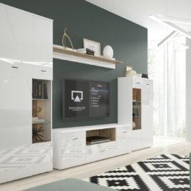 Obývací stěna STORM