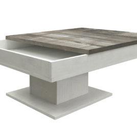 Konferenční stolek GRANNY Dub bílý