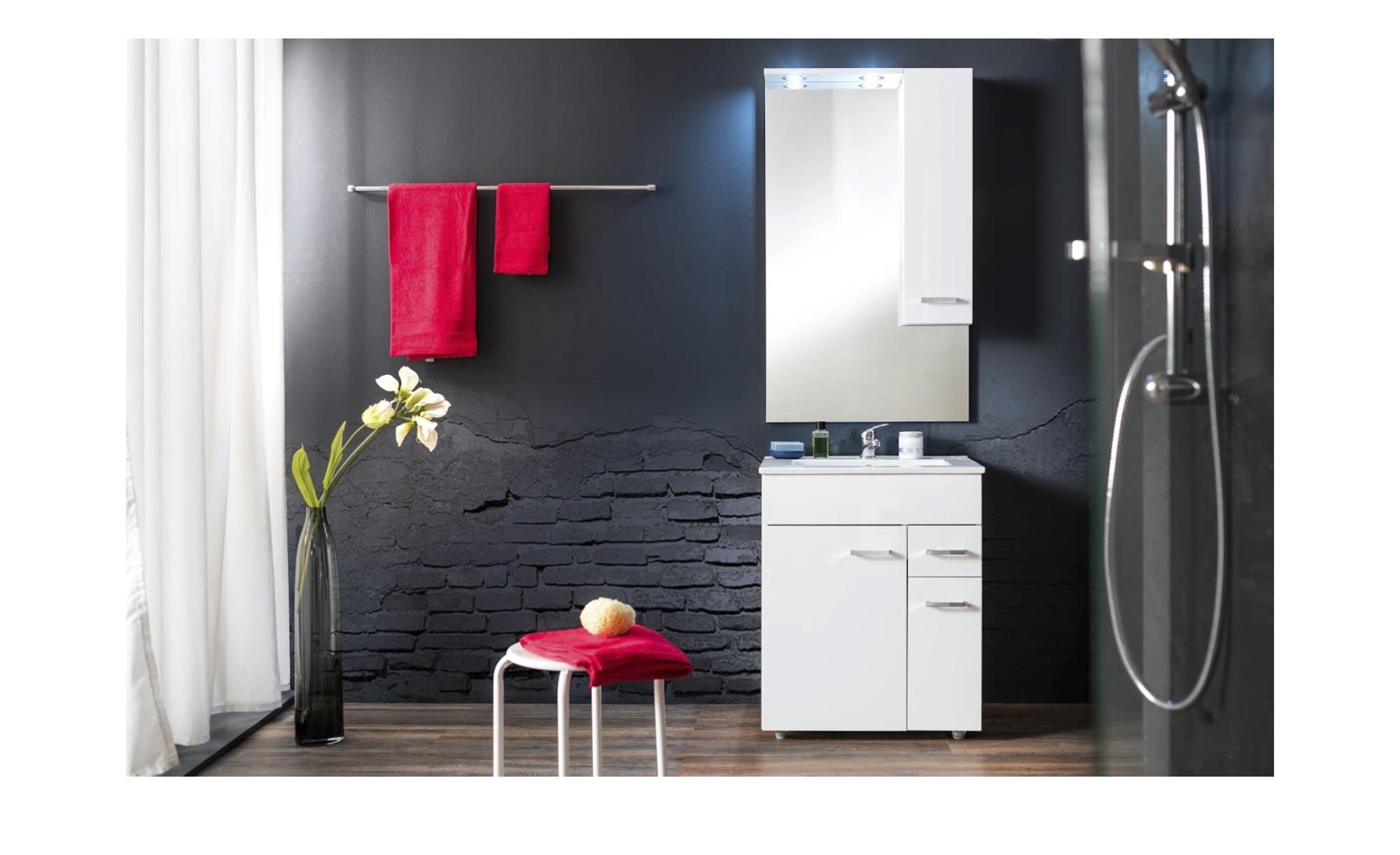 Sconto Koupelnová sestava MINKA