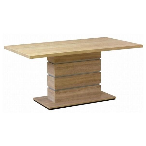 Sconto Jídelní stůl 12-044 dub sonoma