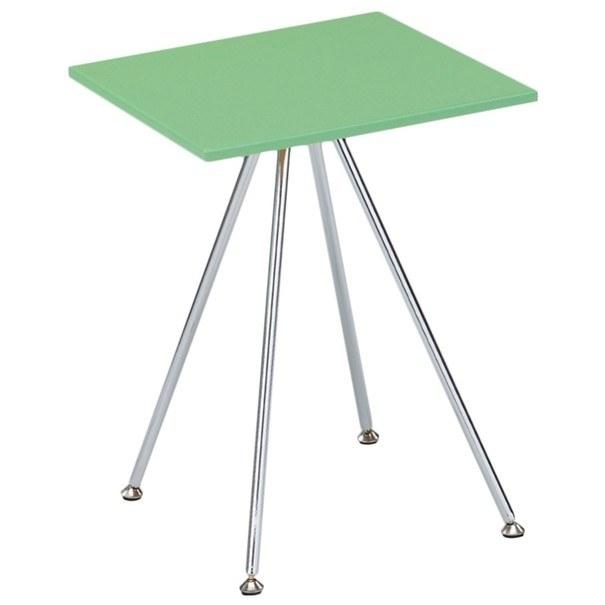 Sconto Odkládací stolek AIMEE 1 limetková
