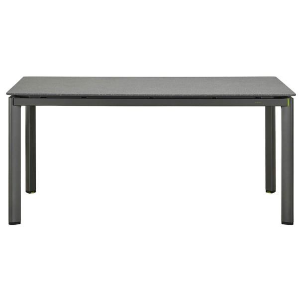 Sconto Zahradní stůl AMICO 2 šedá