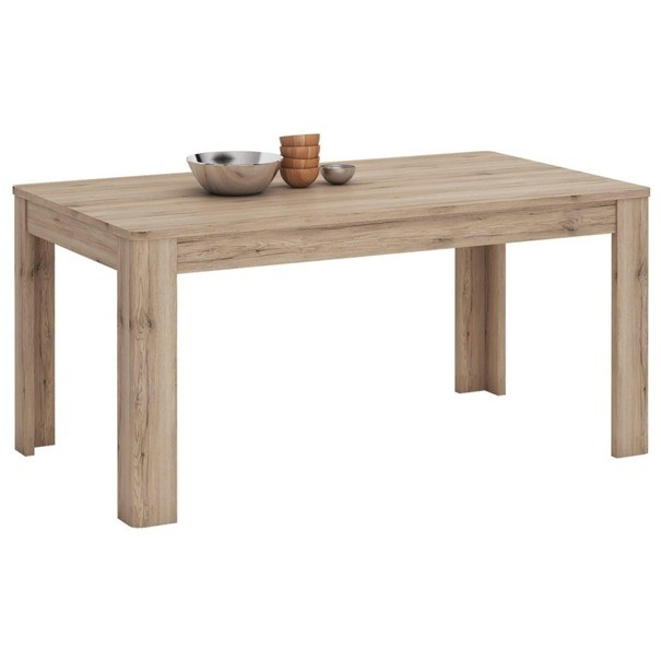 Sconto Jídelní stůl ASTON dub san remo