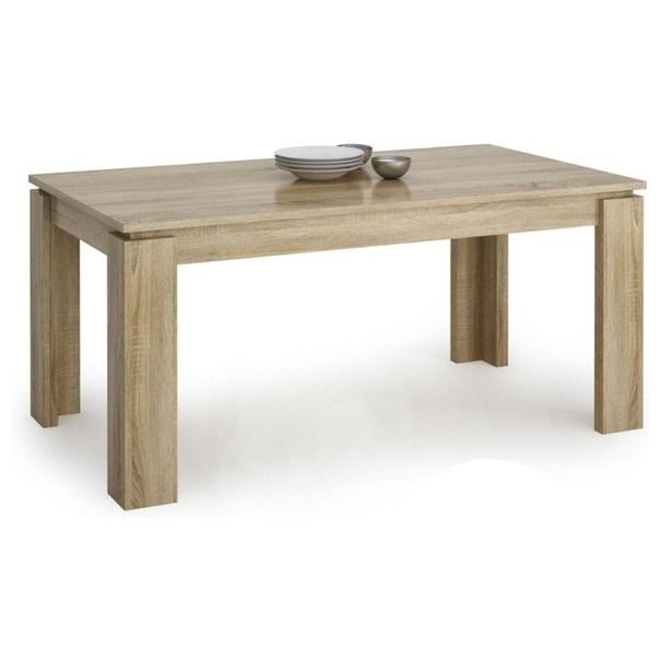 Sconto Jídelní stůl BARI dub sonoma