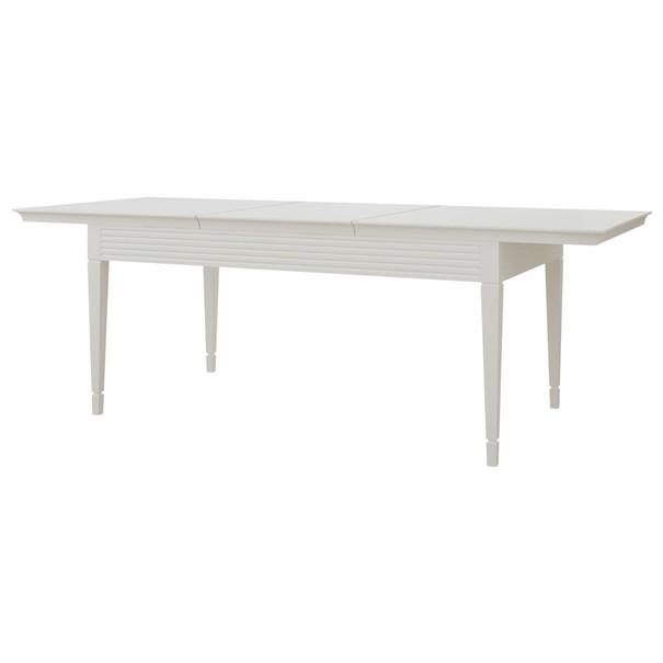 Sconto Stůl EMPERIO bílá