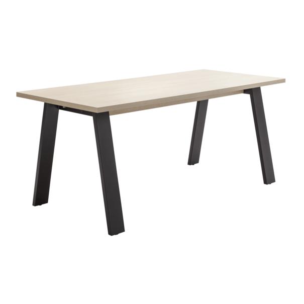 Sconto Pracovní stůl ENNIO dub/antracit