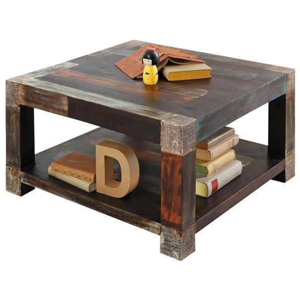 Sconto Konferenční stolek GOA 3525 mangovník