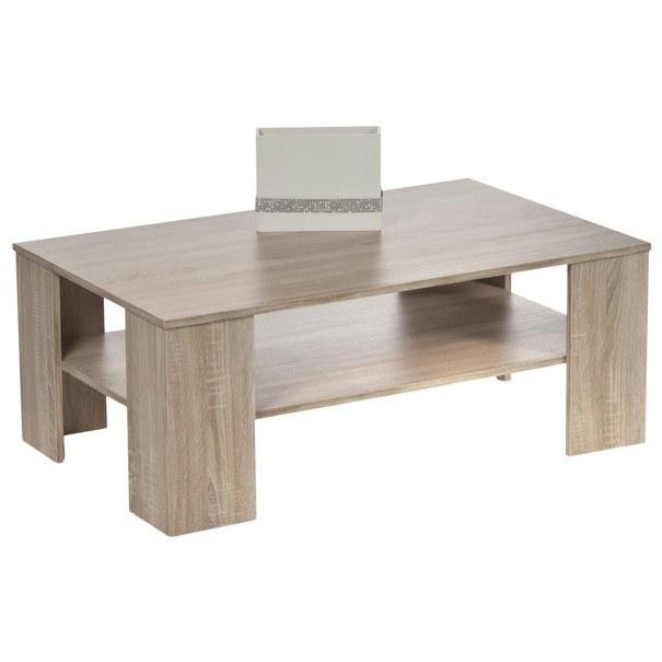 Sconto Konferenční stolek HEMNES dub sonoma