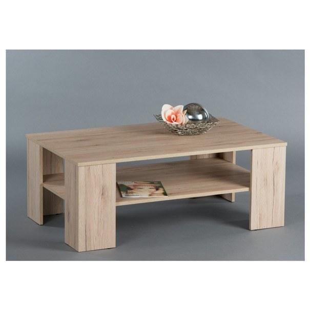 Sconto Konferenční stolek HEMNES dub san remo