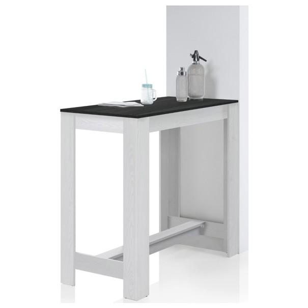 Sconto Barový stůl HUGO touchwood/sibiu modřín