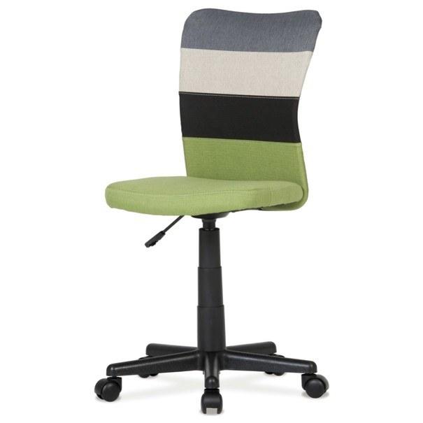 Sconto Otočná stolička IRWIN mix barev zelená