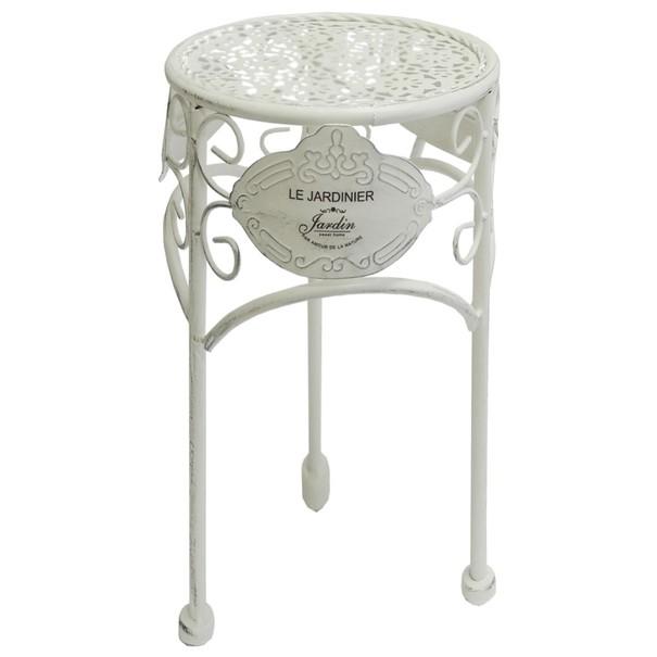 Sconto Zahradní stolek JARDINE ø 30 cm