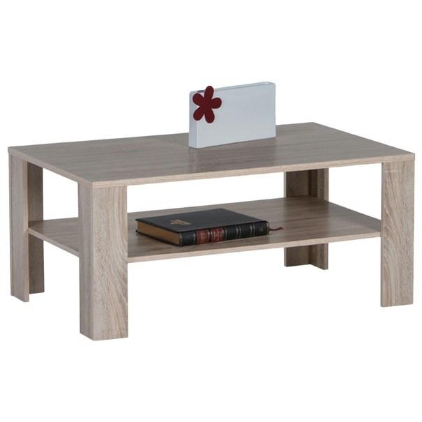 Sconto Konferenční stolek JOKER 66 dub sonoma