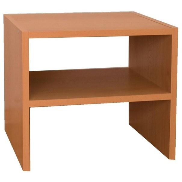 Sconto Přístavný stolek JULIA buk