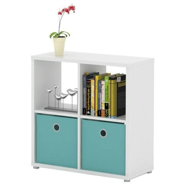Sconto Regál/knihovna LITE RM22 bílá