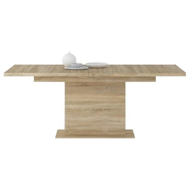 Sconto Jídelní stůl MADRAS dub sonoma