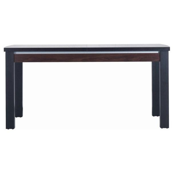 Sconto Jídelní stůl MALLORCA FR12 ořech tmavý/dub milano