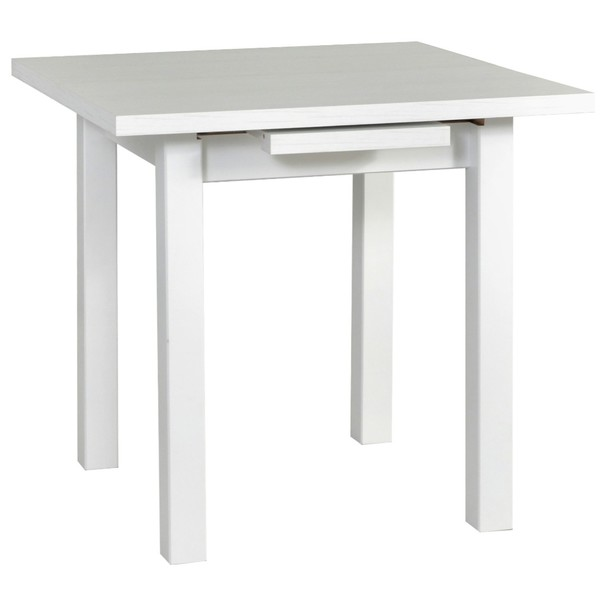 Sconto Jídelní stůl MAXIM 7 bílá