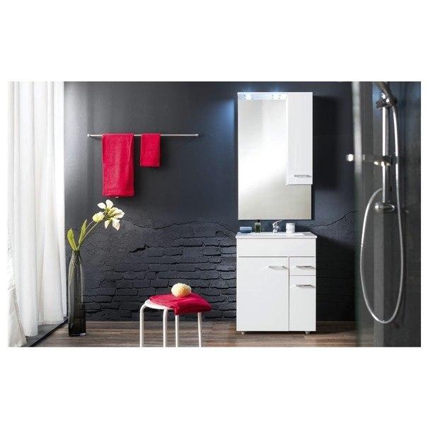 Sconto Koupelnová sestava MINKA bílá