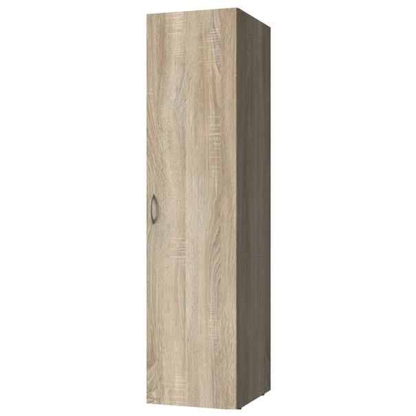 Sconto Víceúčelová skříň MULTIRAUMKONZEPT 637/219 dub sägerau, 30 cm