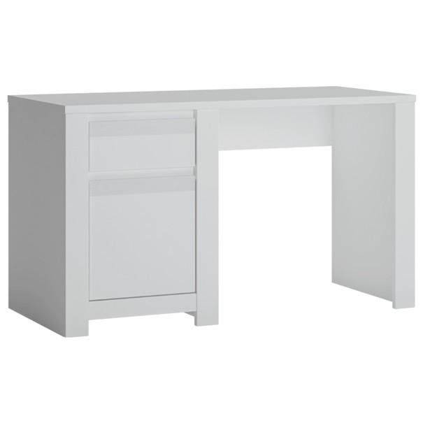 Sconto Psací stůl NOVI bílá