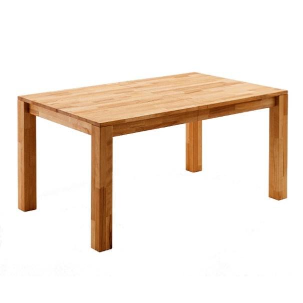 Sconto Jídelní stůl PAUL dub divoký, 160 cm, rozkládací
