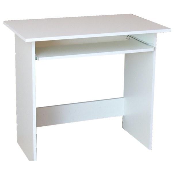 Sconto PC stůl ROMAN bílá