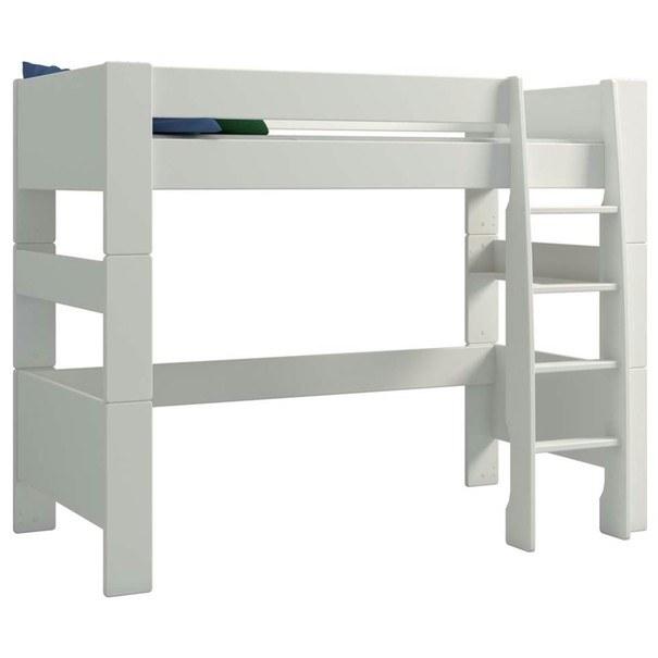 Sconto Patrová postel FOR KIDS 614 bílá, 90×200 cm