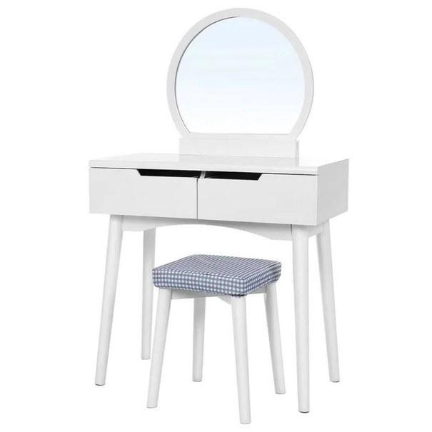 Sconto Toaletní stolek ESMEE bílá